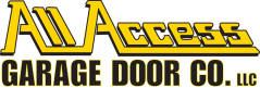 Logo for All Access Garage Door Co. in Las Vegas